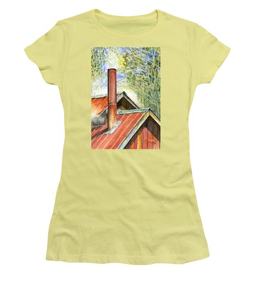 Sugarin' Women's T-Shirt (Athletic Fit)