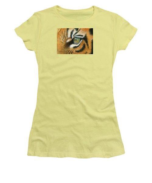 Sumatra Women's T-Shirt (Athletic Fit)
