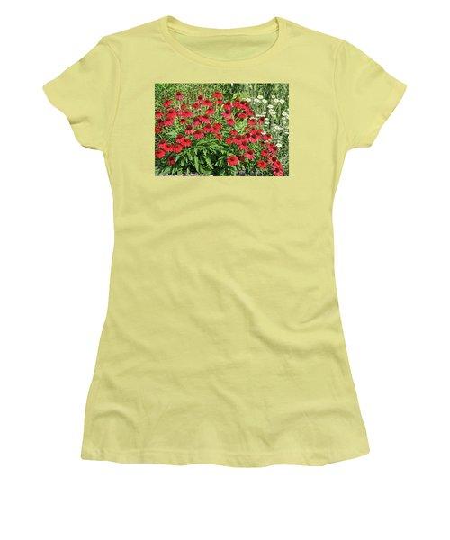 Summer Color Women's T-Shirt (Junior Cut) by Denise Romano