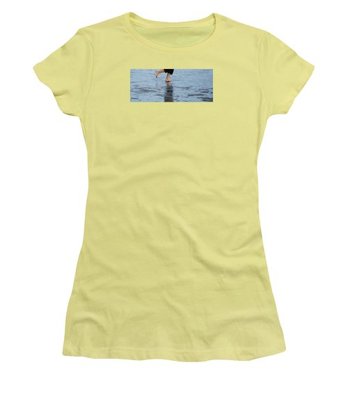 Summer Feet   #2 Women's T-Shirt (Athletic Fit)