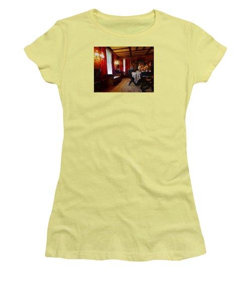 Summer House Women's T-Shirt (Junior Cut)