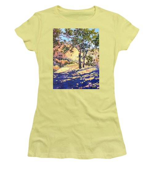 Summer Shadow Women's T-Shirt (Athletic Fit)