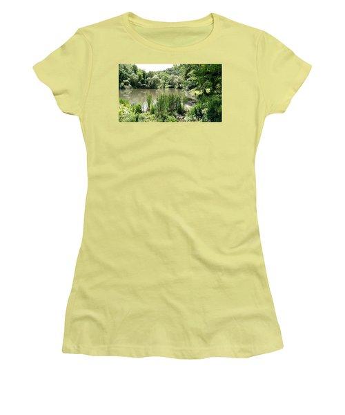 Summer Swamp Women's T-Shirt (Junior Cut) by James Guentner
