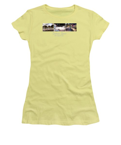 Sundance Png 101117 Women's T-Shirt (Athletic Fit)