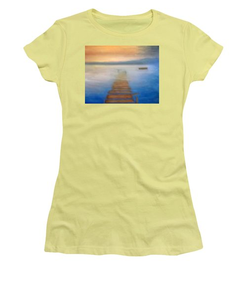 Sunken Dreams Women's T-Shirt (Athletic Fit)