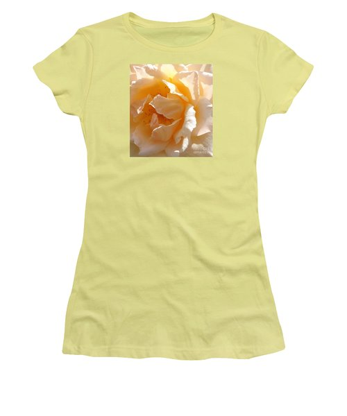 Sunny Delight Women's T-Shirt (Junior Cut) by Fred Wilson