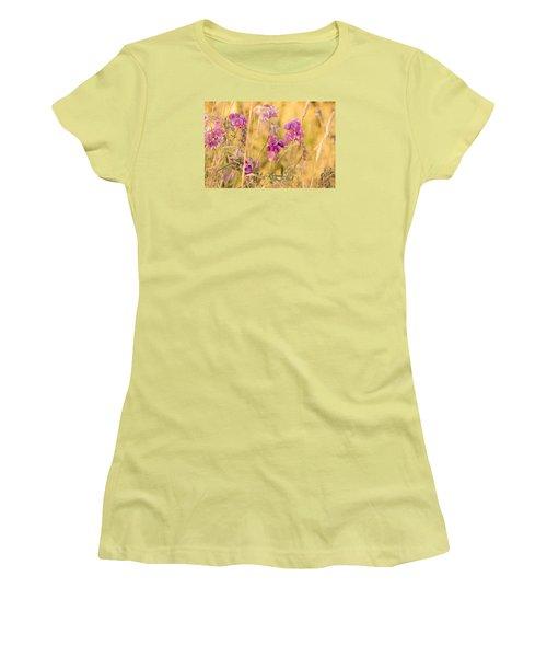 Sunny Garden 1 Women's T-Shirt (Junior Cut) by Bonnie Bruno