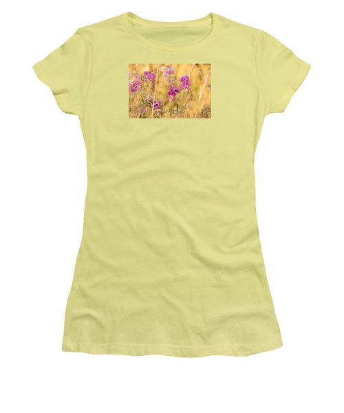 Sunny Garden 1 Women's T-Shirt (Athletic Fit)