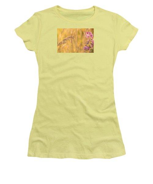 Sunny Garden 2 Women's T-Shirt (Junior Cut) by Bonnie Bruno