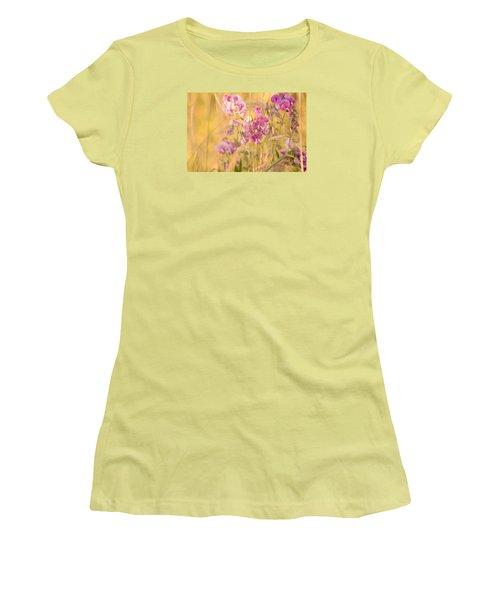 Sunny Garden 3 Women's T-Shirt (Junior Cut) by Bonnie Bruno