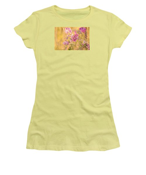 Sunny Garden 3 Women's T-Shirt (Athletic Fit)