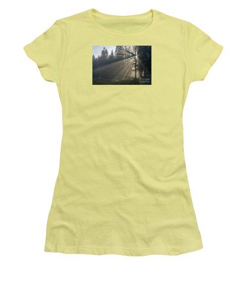 Sunrays Women's T-Shirt (Junior Cut)