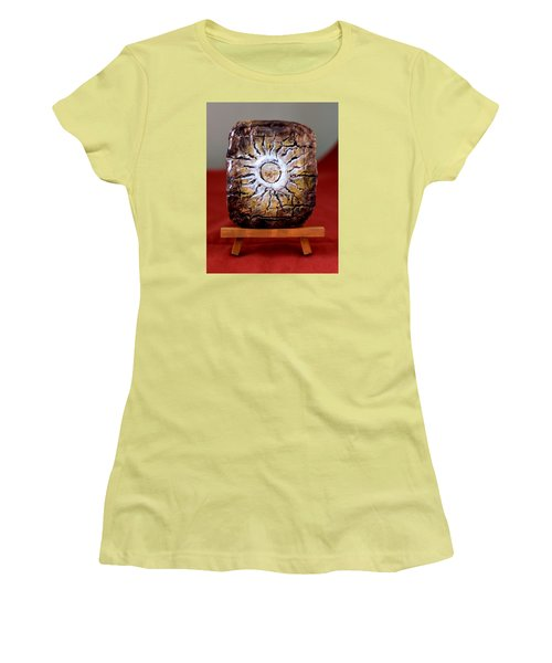 Sunrise Women's T-Shirt (Junior Cut) by Edgar Torres