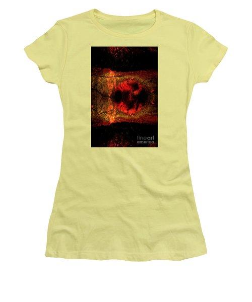 Sunrise  Women's T-Shirt (Junior Cut) by Lila Fisher-Wenzel