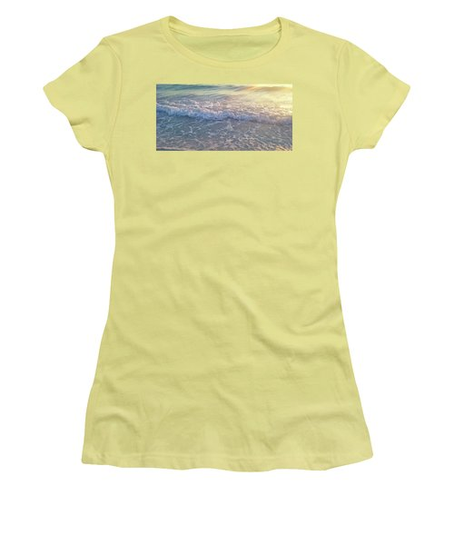 Sunset Tide Women's T-Shirt (Athletic Fit)