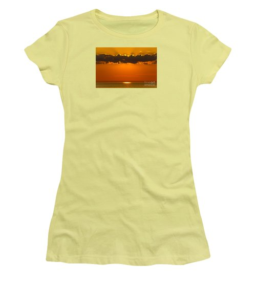 Superior Sunset Women's T-Shirt (Athletic Fit)