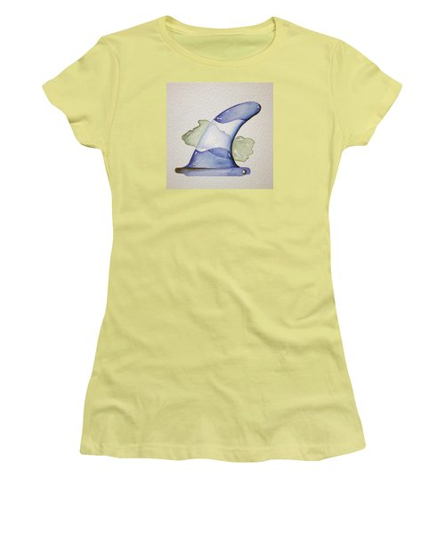 Surf El Salvador Women's T-Shirt (Athletic Fit)