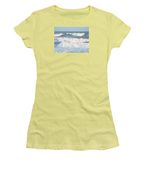 Surf Up Women's T-Shirt (Athletic Fit)