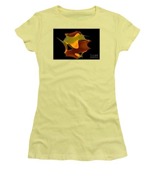 Surreal Shape Women's T-Shirt (Junior Cut) by Thibault Toussaint