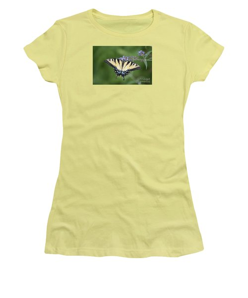 Swallowtail 20120723_24a Women's T-Shirt (Athletic Fit)