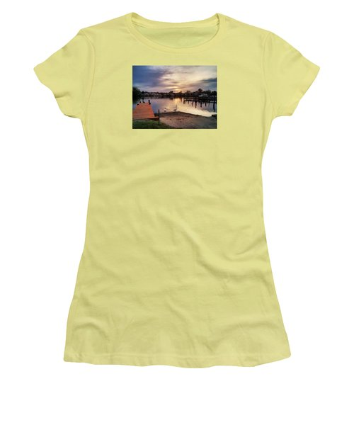 Swans Of Chink Creek Women's T-Shirt (Athletic Fit)