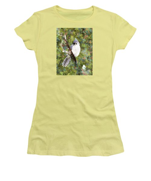 Sweet And Endearing Women's T-Shirt (Junior Cut) by Tina  LeCour