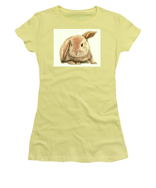 Sweet Bunny Women's T-Shirt (Athletic Fit)