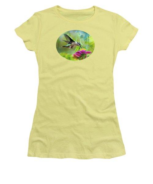 Sweet Success Women's T-Shirt (Junior Cut) by Christina Rollo
