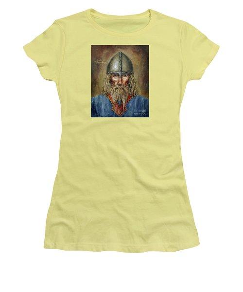 Sweyn Forkbeard Women's T-Shirt (Athletic Fit)