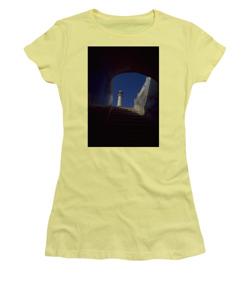 Taj Mahal Detail Women's T-Shirt (Athletic Fit)