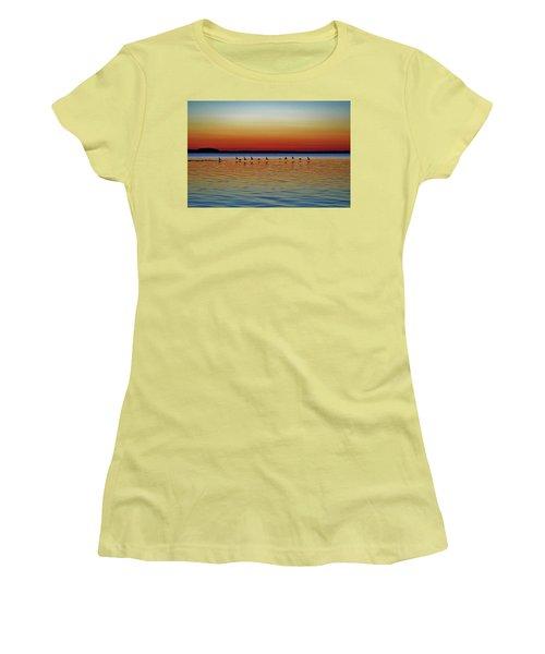 Taking Flight Women's T-Shirt (Athletic Fit)