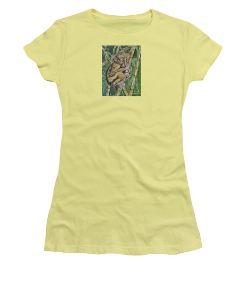 Tarsier Women's T-Shirt (Athletic Fit)