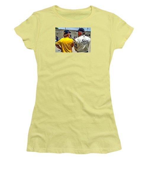 Team Stutz Women's T-Shirt (Athletic Fit)