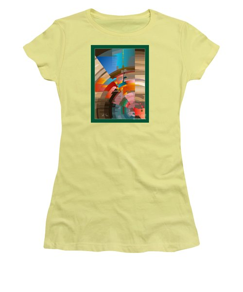 Telecast Women's T-Shirt (Athletic Fit)