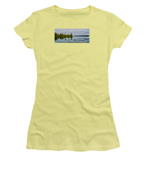 Tennesse River Women's T-Shirt (Junior Cut) by Susi Stroud
