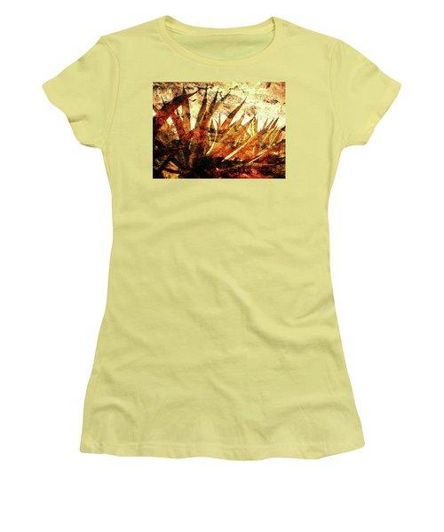 T E Q U I L A   .  F I E L D Women's T-Shirt (Athletic Fit)