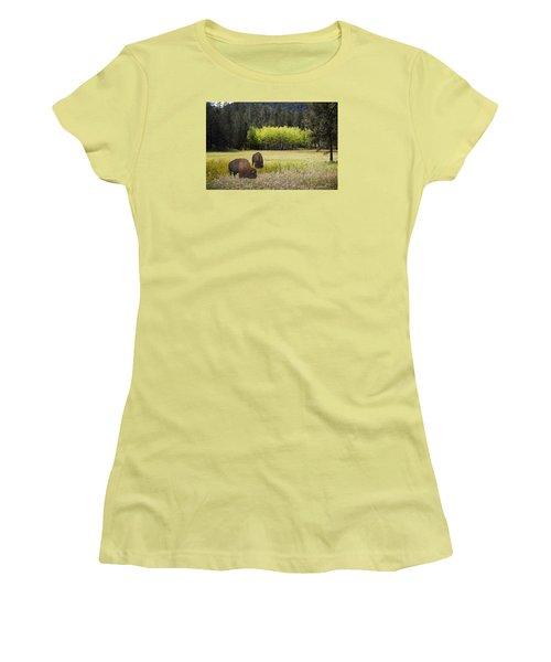 Tetonka Women's T-Shirt (Athletic Fit)