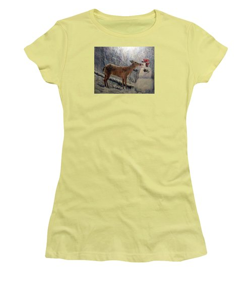 That'll Be Mine Women's T-Shirt (Junior Cut) by Donna Tucker