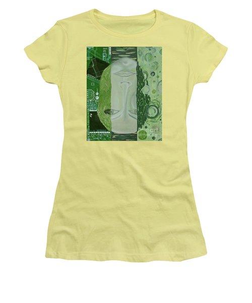 The 7th Creation Women's T-Shirt (Junior Cut) by Talisa Hartley