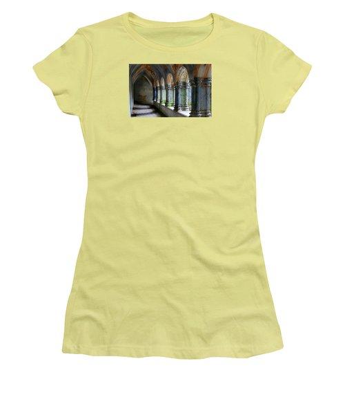 The Abbey Women's T-Shirt (Junior Cut) by Robert Och