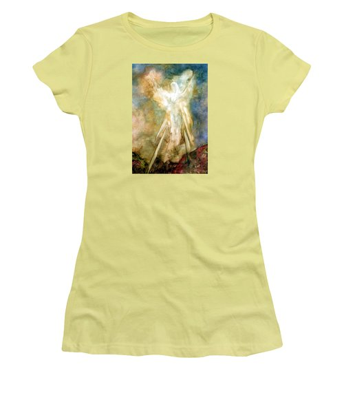 The Appearance Women's T-Shirt (Junior Cut) by Marina Petro
