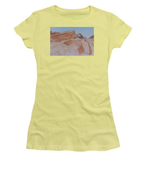 The Arch Rock Experiment - Vi Women's T-Shirt (Athletic Fit)