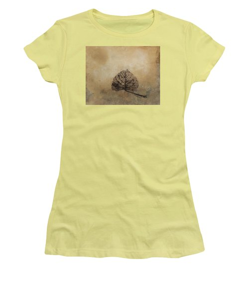 The Beauty Of Decay Women's T-Shirt (Athletic Fit)