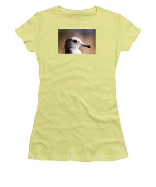 The Best Side Of The Gull Women's T-Shirt (Athletic Fit)