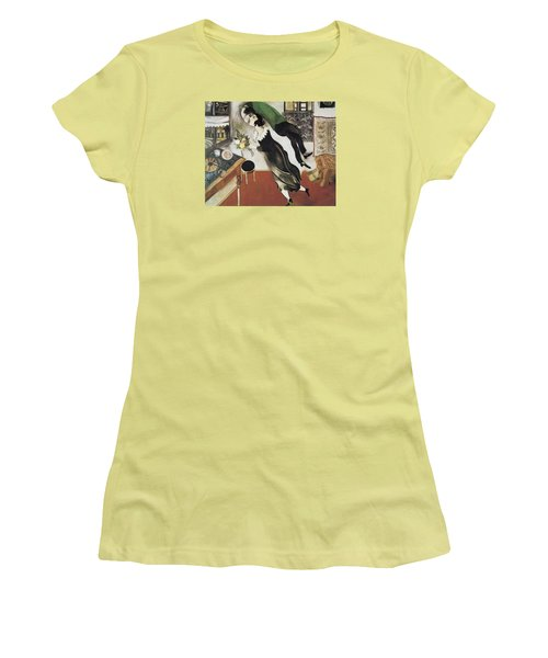 The Birthday Women's T-Shirt (Athletic Fit)