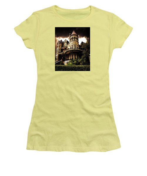 The Bishop's Palace Women's T-Shirt (Athletic Fit)