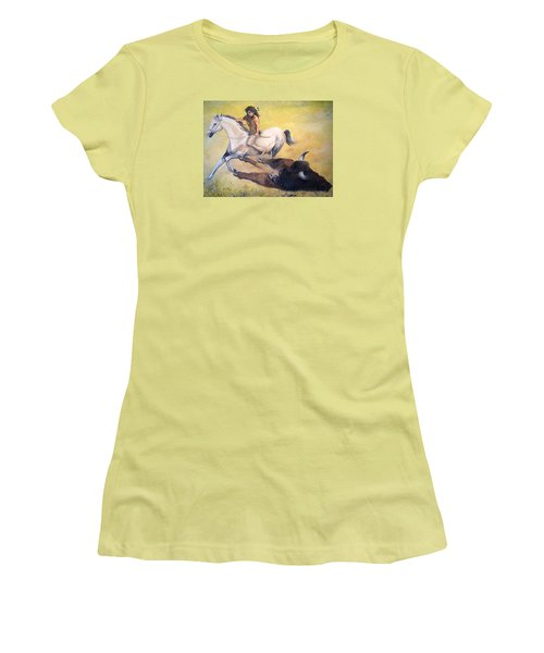 The Blessing Women's T-Shirt (Athletic Fit)