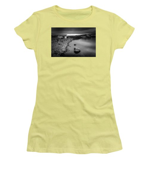 The Boathouse Women's T-Shirt (Athletic Fit)