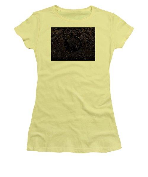 The Boston Celtics 1d Women's T-Shirt (Junior Cut) by Brian Reaves