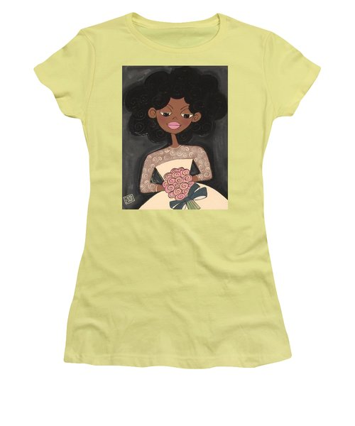 The Bride Women's T-Shirt (Athletic Fit)